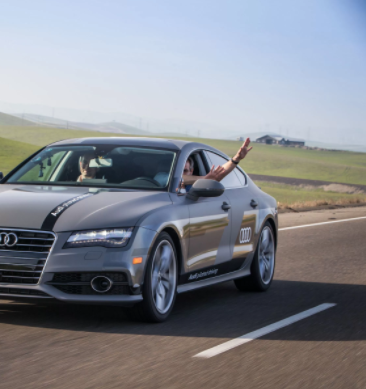 Audi Lets Customers Test Self-driving Car on Autobahn
