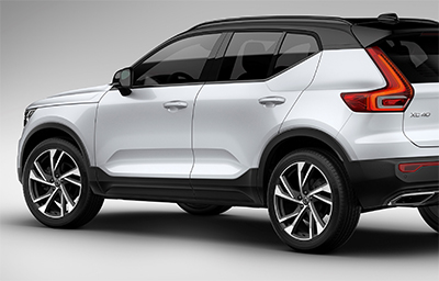 Volvo Introduces the Highly Customizable XC40