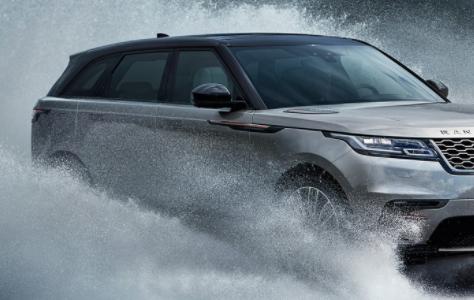 Introducing the New Range Rover Velar