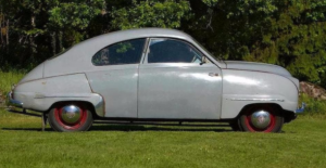 1949 Saab Prototype Heads to Auction