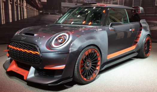 MINI John Cooper Concept Car Revealed