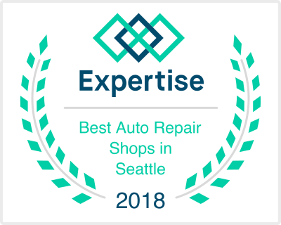 Voted Best Auto Repair Shop in Seattle 2018